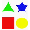 Invat 4 culori icon