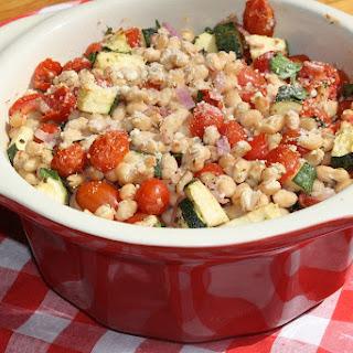 Tuscan Bean, Tomato, and Parmesan Casserole