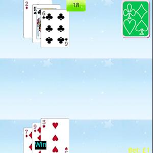 酷黑傑克 紙牌 App LOGO-APP試玩