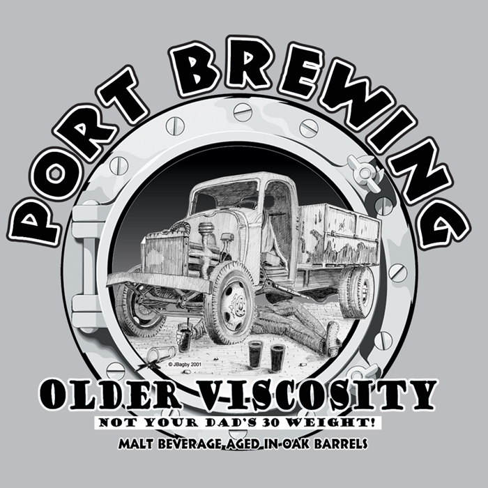 Logo of Port Older Viscosity (Bourbon Barrel-Aged)