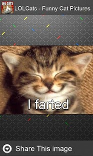 LOLCats - Funny cats pictures - screenshot thumbnail