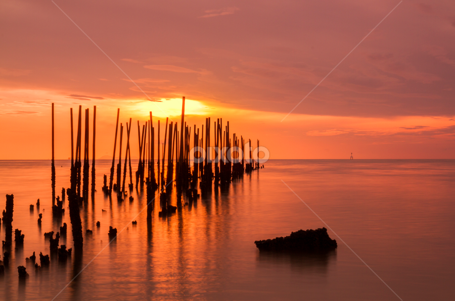 by Charliemagne Unggay - Landscapes Sunsets & Sunrises