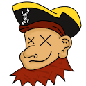 Captain Shitface Premium logo