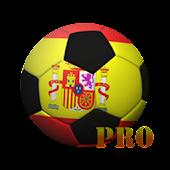 Widget La Liga PRO 2014/15