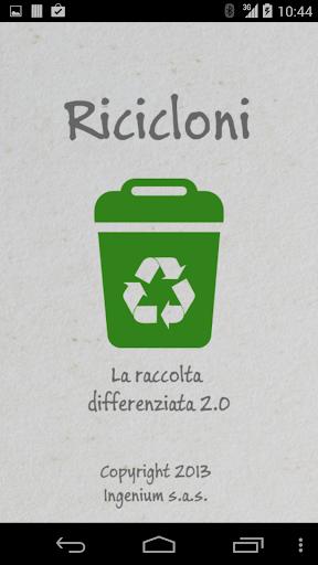 Ricicloni
