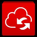 Vodafone Cloud mobile app icon