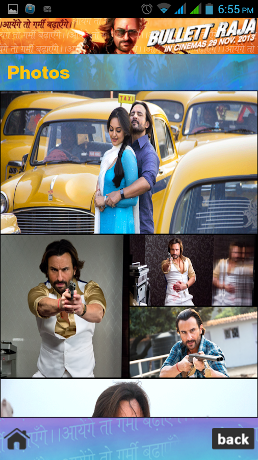 Bullett Raja: Bollywood movie - screenshot