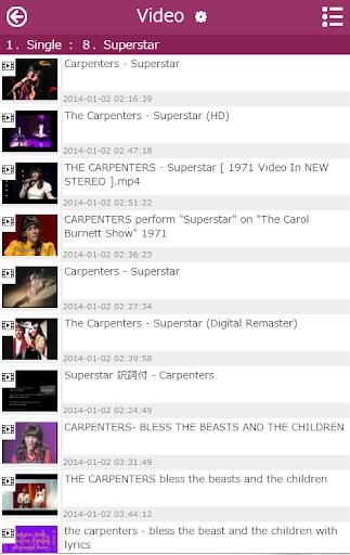 Carpenters LOVE♪