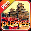 Asia Puzzles Pro icon