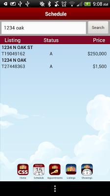 CSS Mobile - screenshot