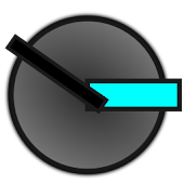 Almost Analog Clock