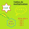 Tables de multiplication - QCM icon