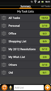 Tasks N ToDos Pro - To Do List Screenshot 2
