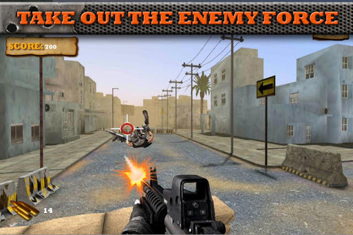 Action Assault Attack - Strike