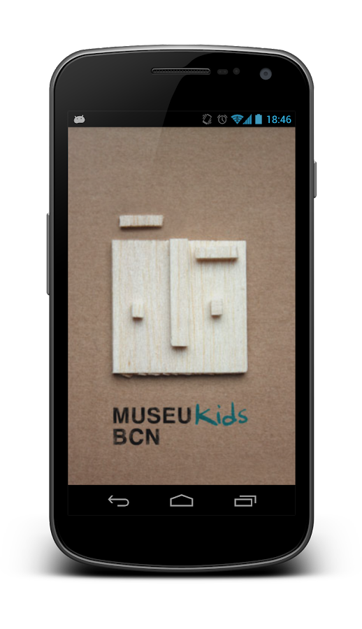 Museu Kids BCN- screenshot