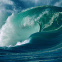 Ocean Waves HD Live Wallpaper