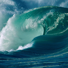Ocean Waves HD Live Wallpaper icon
