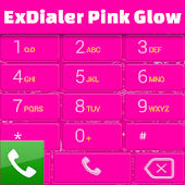 ExDialer Pink Glow