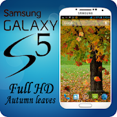 Galaxy S5 Autumn HD Wallpaper
