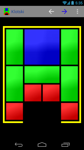 Color Klotski