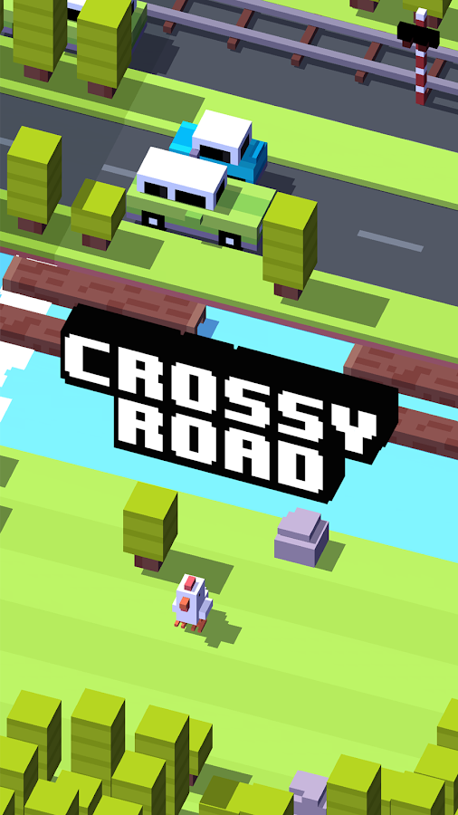 Crossy Road v1.5.5 (Unlocked/Coins/Ads-Free)