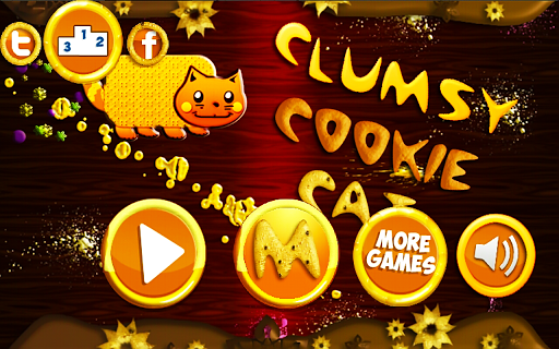 The Clumsy Cookie Cat