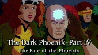 Dark Phoenix Saga Part 4: Fate Of The Phoenix