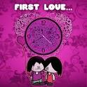 Emo Love Theme Background LWP icon