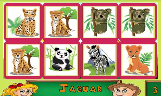 Educational Wild Animals