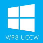Windows Phone 8 Clock UCCW
