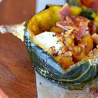Roasted Acorn Squash & Hardwood Smoked Bacon Recipe