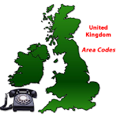 UK Phone Area Code Lookup