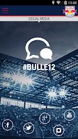 Screenshot of FC Red Bull Salzburg App