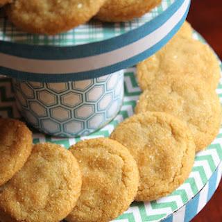 Honey Cookies.