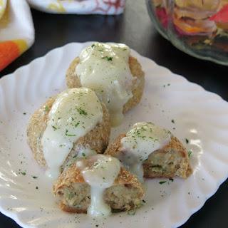 Turkey Croquettes