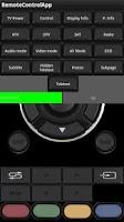 Screenshot of Sharp Remote