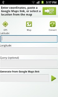 QR-GPS Plugin™ - screenshot thumbnail