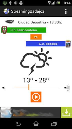 Streaming C.D. Badajoz 1905