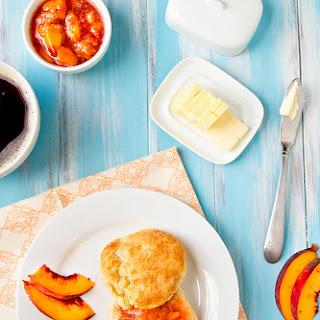 Freezer Peach Jam Recipe