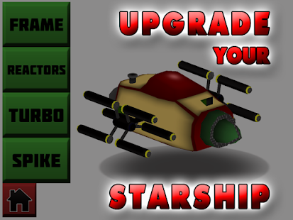 Starship Run- screenshot thumbnail