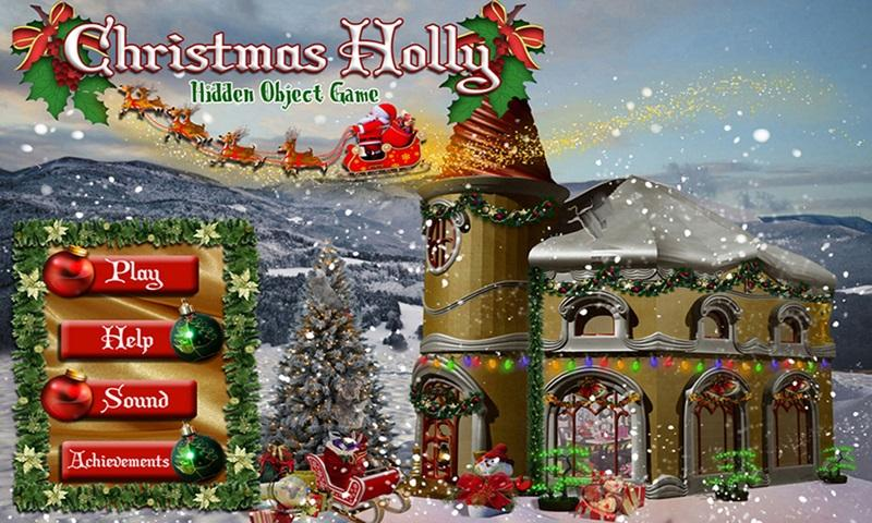 Holly A Christmas Tale Deluxe iPad iPhone Android Mac & PC Game