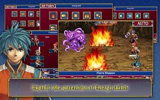 Screenshot of RPG Alphadia