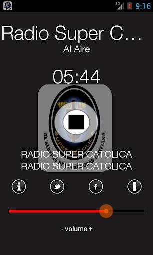 Radio Super Catolica 105.7