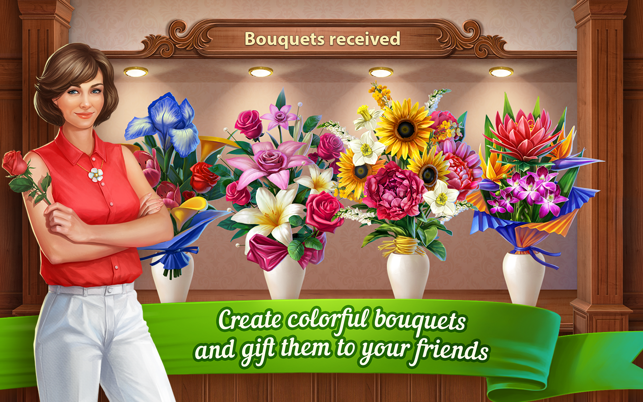 Flower house android apps on google play Create a house game