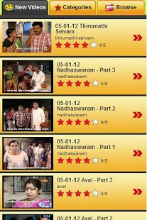 Tamil TV Shows & Serials - screenshot thumbnail