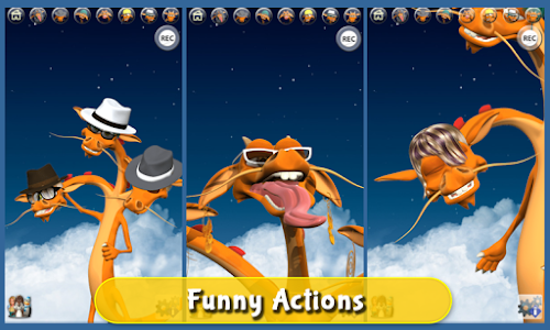 Talking 3 Headed Dragon Deluxe v1.9