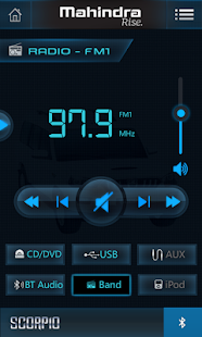 MAHINDRA SCORPIO BLUE SENSE- screenshot thumbnail