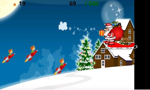 Happy Santa - screenshot thumbnail