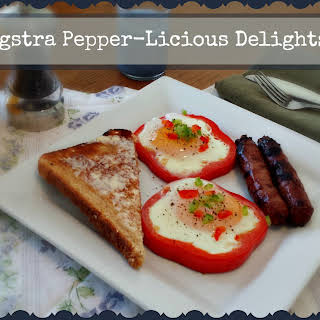 Eggstra Pepper-Licious Delights.