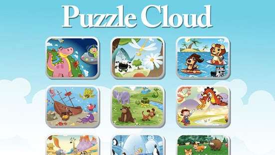 Kids Puzzle Cloud - screenshot thumbnail
